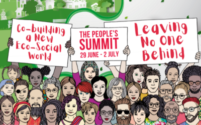 Co-building a New Eco-Social World: Leaving No One Behind